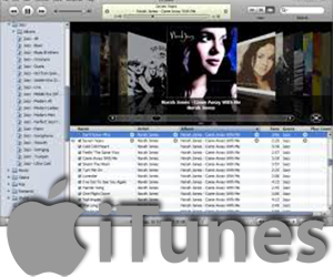 iTunes-library